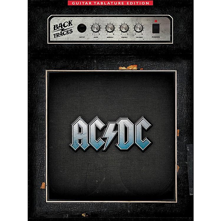Music SalesAC/DC Backtracks - Guitar Tab Edition
