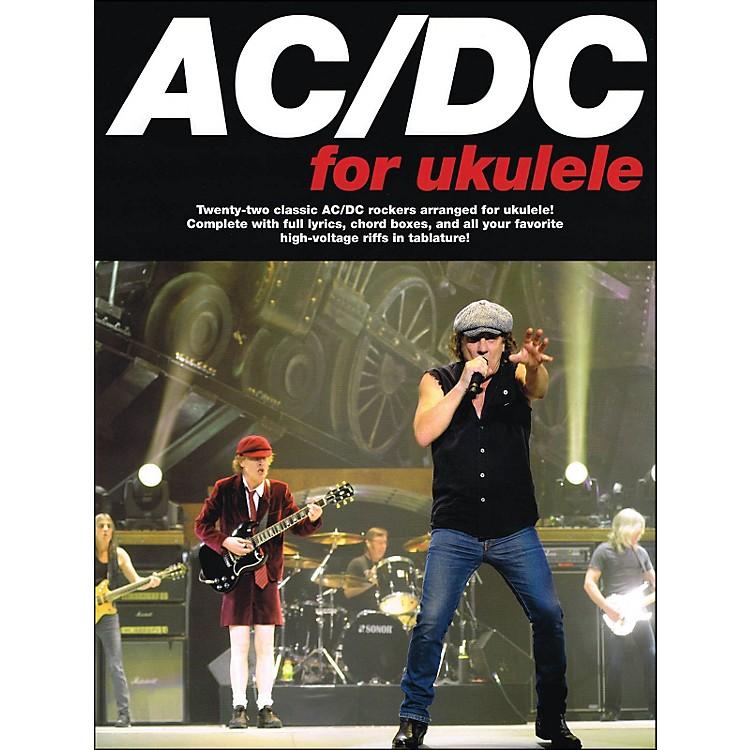 Music SalesAC/DC for Ukulele