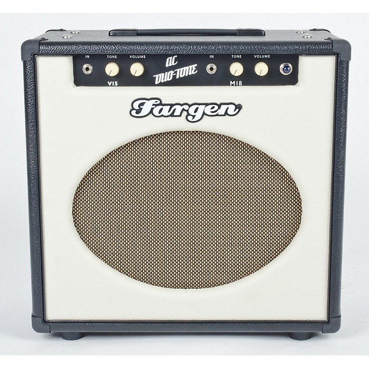 Fargen Amps AC Duo-Tone Combo Guitar Amplifier Black