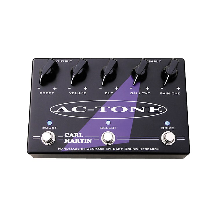 Carl MartinAC-Tone Dual Overdrive Pedal