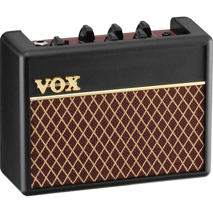 Vox AC1 RhythmVOX Battery Powered Guitar Combo Amp Black