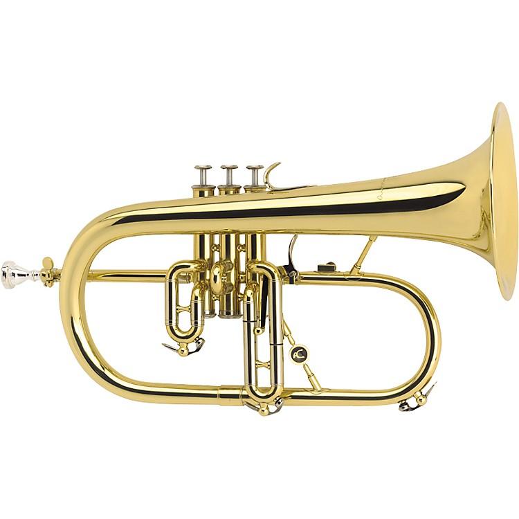 Antoine Courtois ParisAC154-1-0 Professionel Bb FlugelhornSilverRose Brass Bell