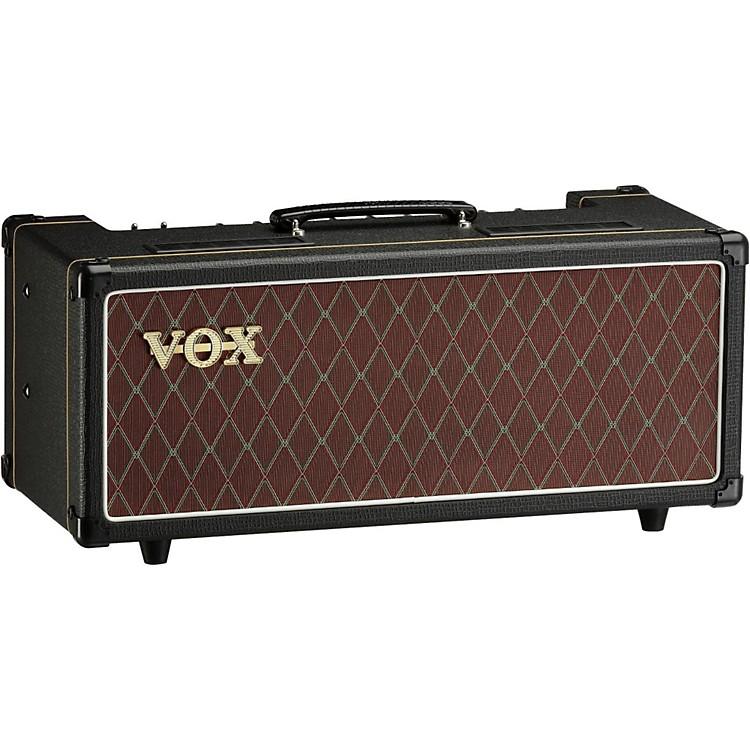 VoxAC15CH Custom 15W Tube Guitar Amp HeadBlack