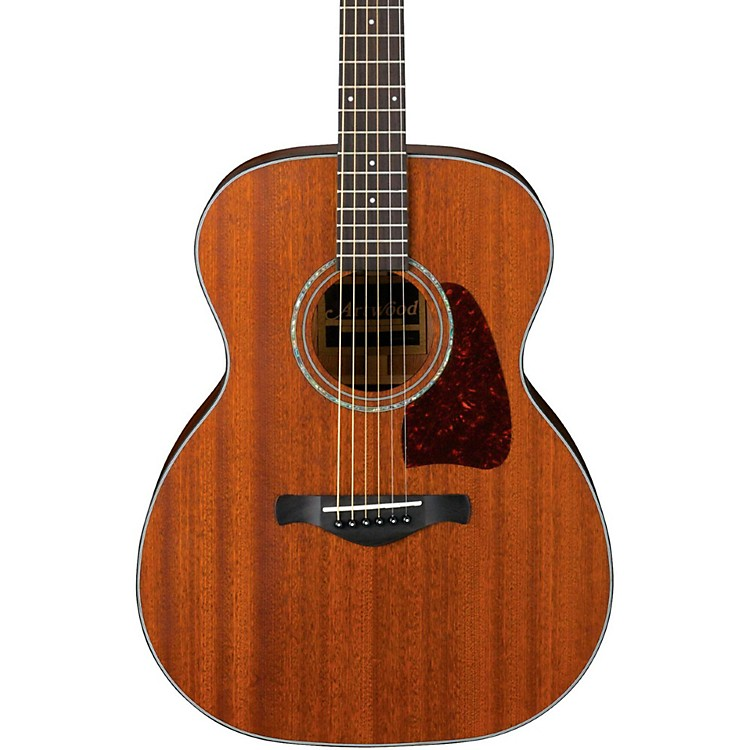 IbanezAC240 Artwood Grand Concert Acoustic GuitarNATURAL OPEN PORE