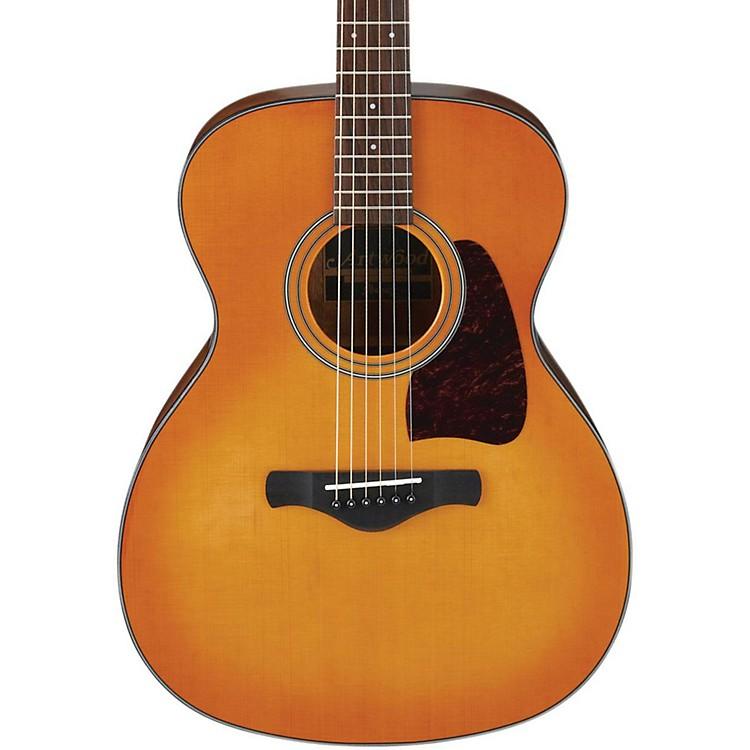 IbanezAC400 Artwood Solid Top Grand Concert Acoustic GuitarLight Violin Sunburst