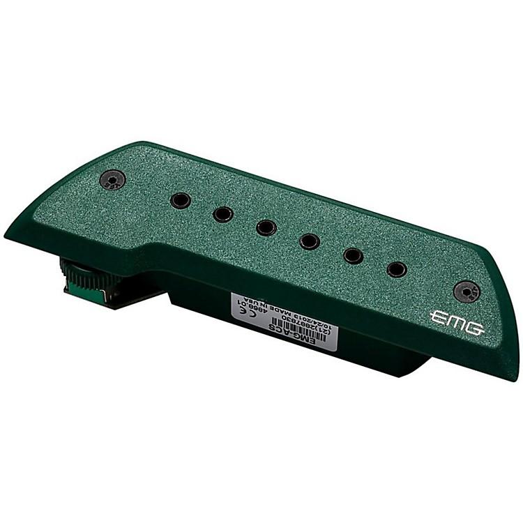 EMGACS Acoustic Guitar PickupGreen