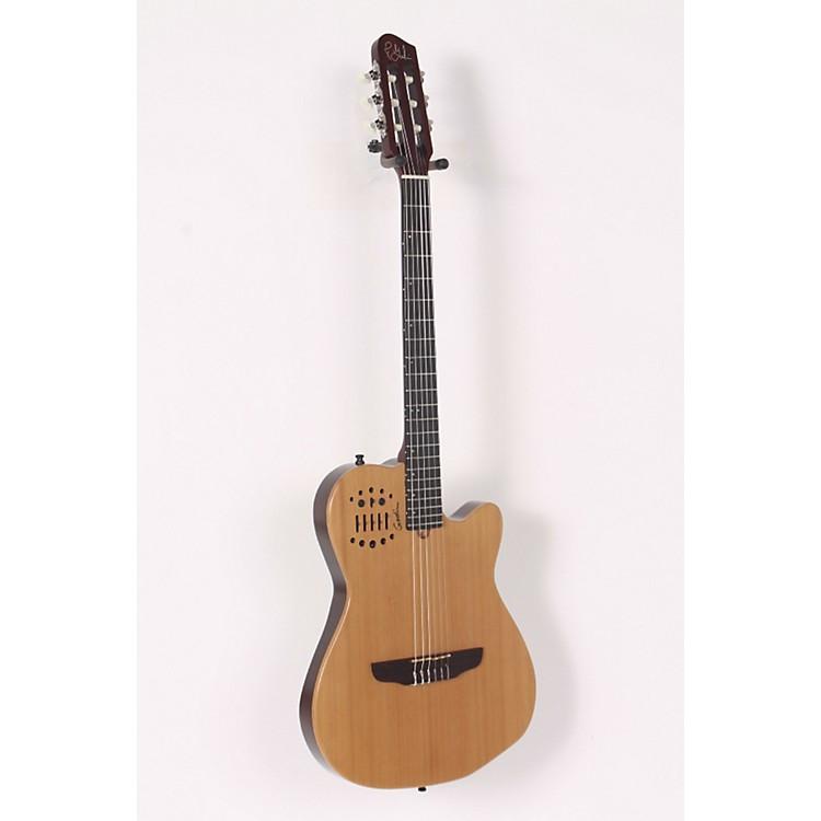 GodinACS-SA Nylon String Cedar Top Acoustic-Electric GuitarNatural Semi-Gloss886830620331