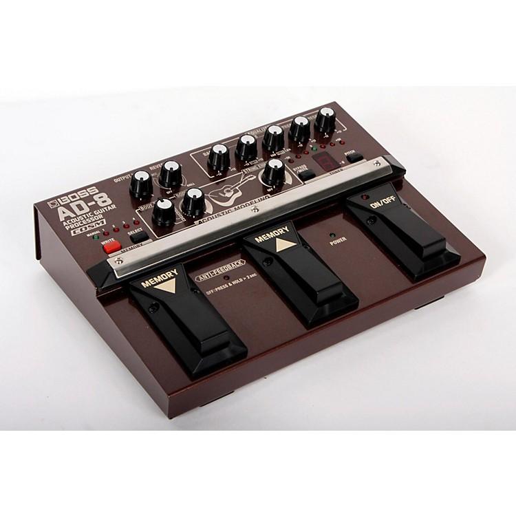 BossAD-8 Acoustic Guitar Multi-Effects Pedal888365829975