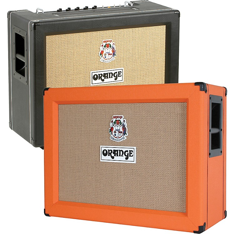 Orange Amplifiers AD Series AD30TC 30W 2x12 Tube Guitar Combo Amp Orange