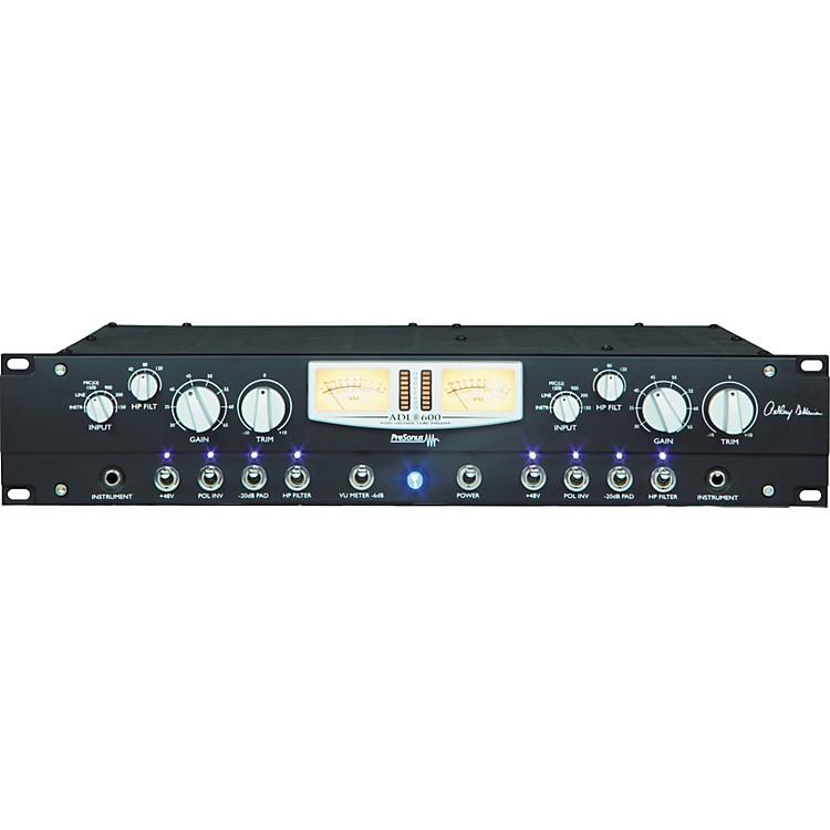 PreSonusADL 600 Stereo High Voltage Tube Microphone Preamp