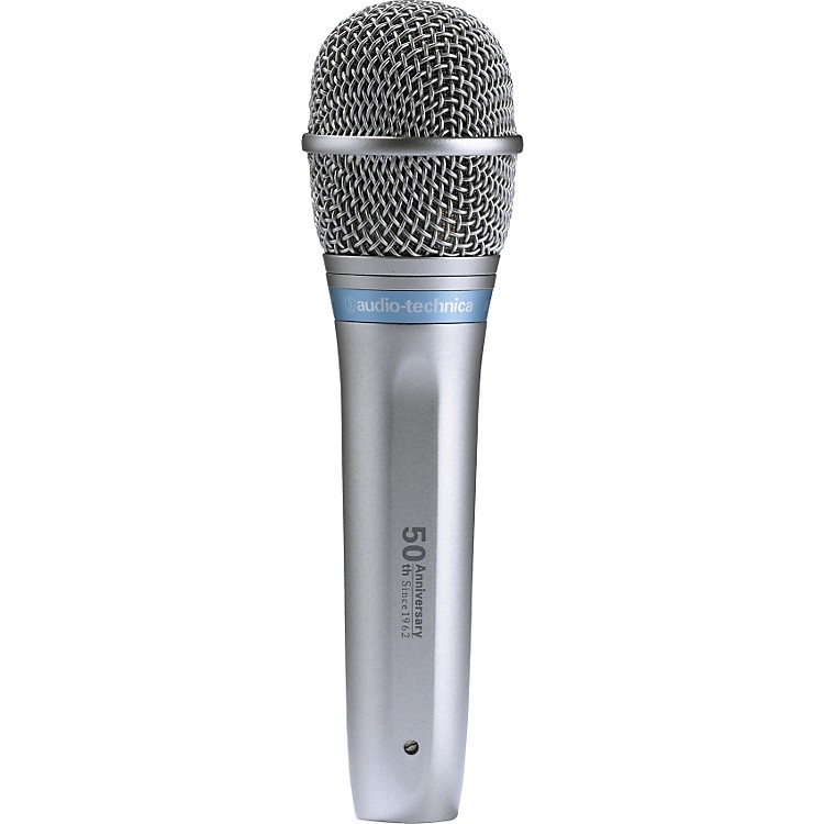 Audio-Technica AE6100 50th Anniversary Dynamic Hypercardioid Mic