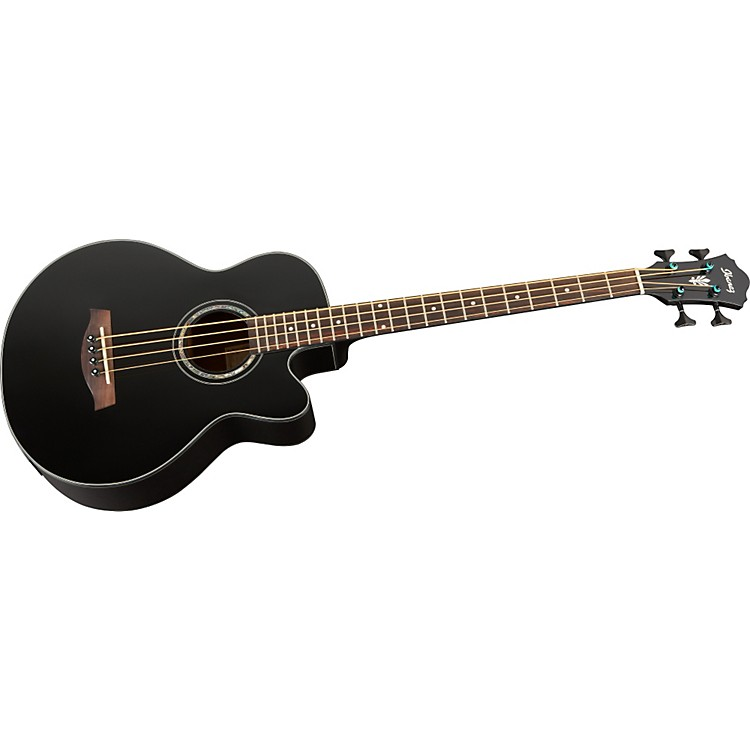 Ibanez AEB10BBE Acoustic-Electric Bass BLACK