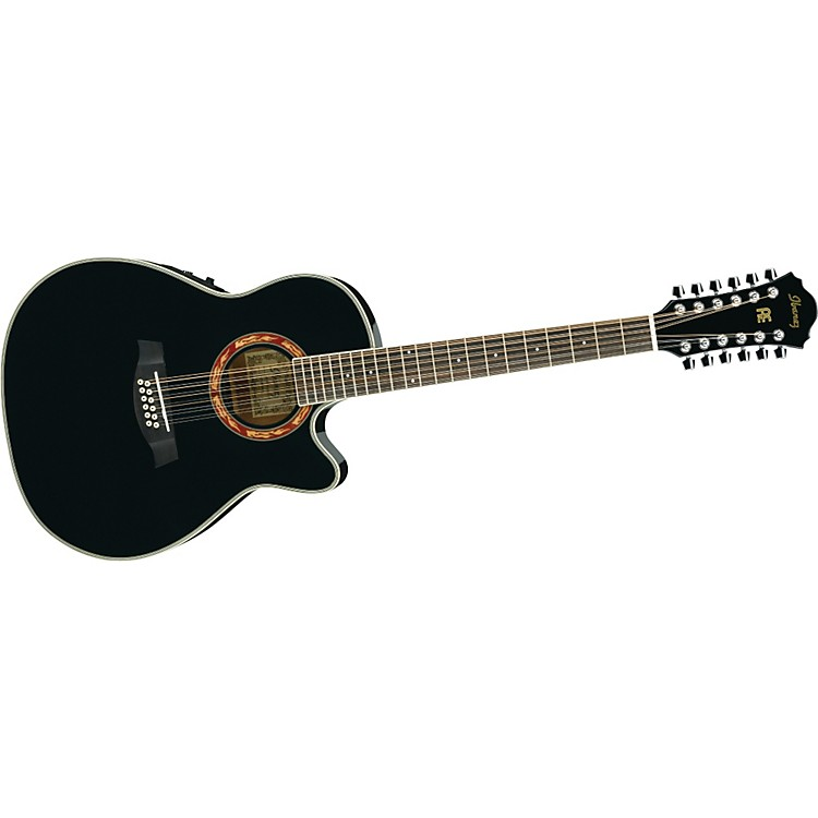 Ibanez AEF1812E 12-String Acoustic-Electric Guitar