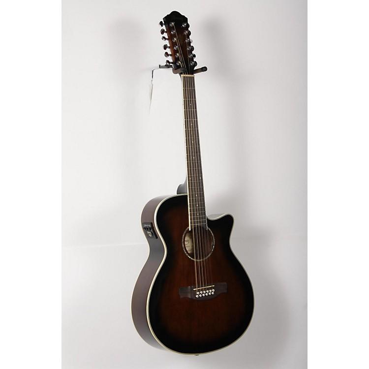 IbanezAEG1812II AEG 12-String Acoustic-Electric GuitarDark Violin Sunburst888365896090
