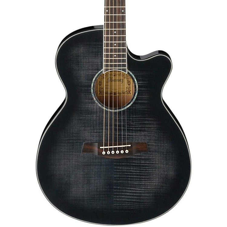 Ibanez AEG240 Thinline Recording Acoustic-Electric Guitar