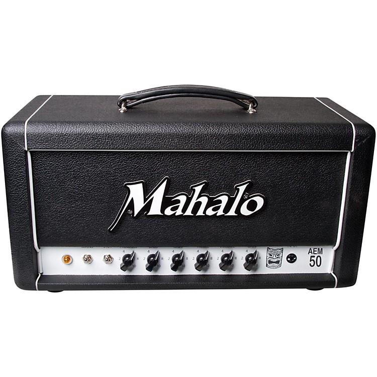 MahaloAEM50 45W Guitar Tube Head