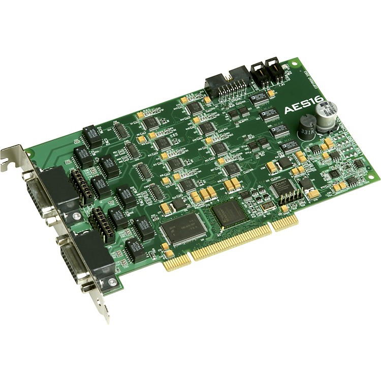 Lynx AES16 PCI Card