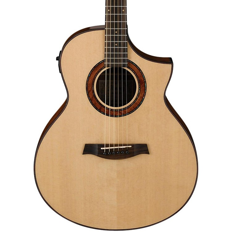 ibanez aew23mvnt movingui exotic wood acoustic electric guitar music123. Black Bedroom Furniture Sets. Home Design Ideas