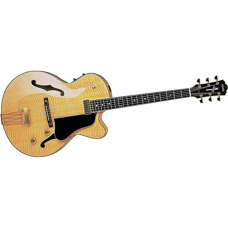 yamaha aex 1500 electric guitar music123. Black Bedroom Furniture Sets. Home Design Ideas