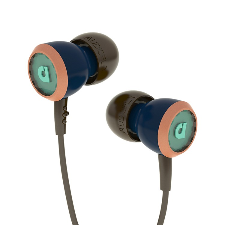 AUDIOFLY AF33 In-Ear Headphone w/Microphone