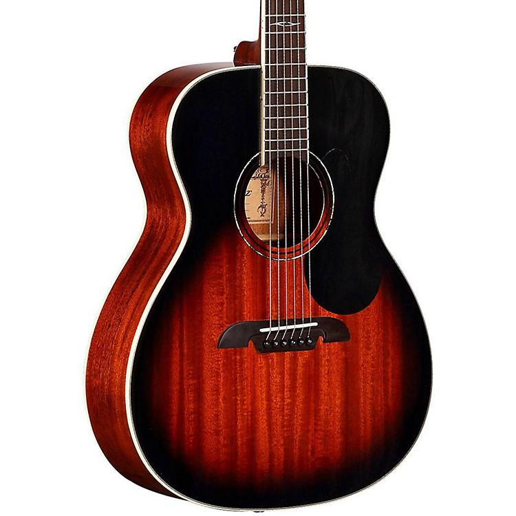AlvarezAF66 OM/Folk Acoustic GuitarSunburst