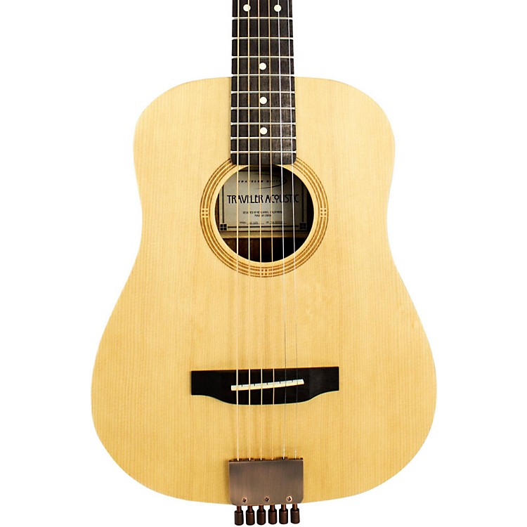Traveler Guitar AG-105 Travel Acoustic Guitar Natural