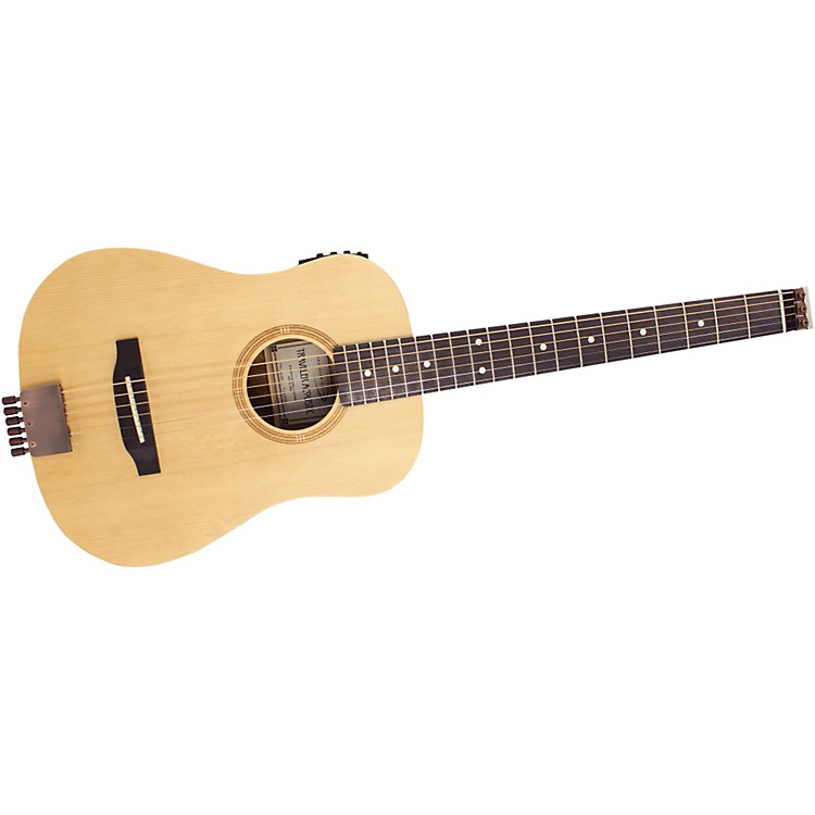 Traveler Guitar AG-105EQ Acoustic-Electric Guitar Natural