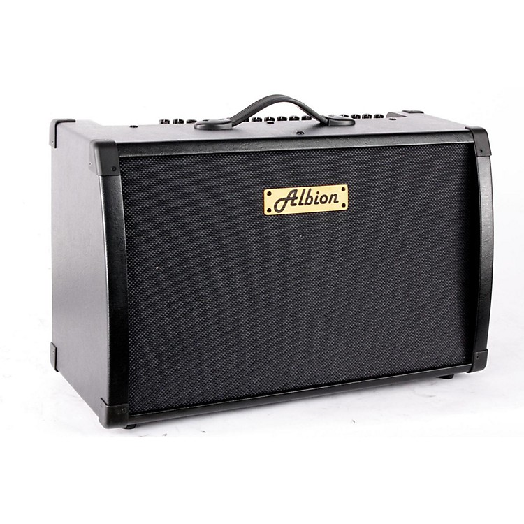 Albion Amplification AG Series AG80DFX 80W Guitar Combo Amp Black 888365132648