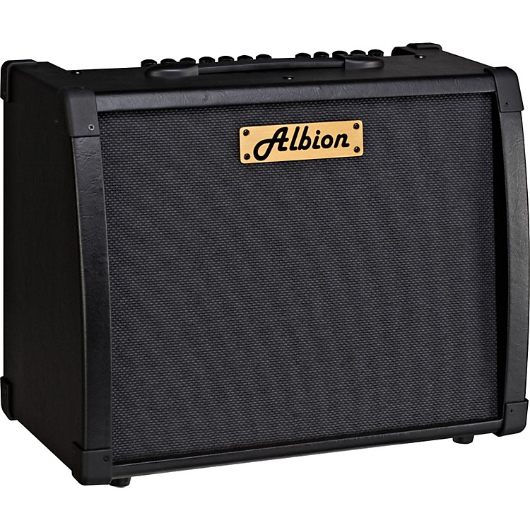 Albion Amplification AG Series AG80R 80W Guitar Combo Amp Black
