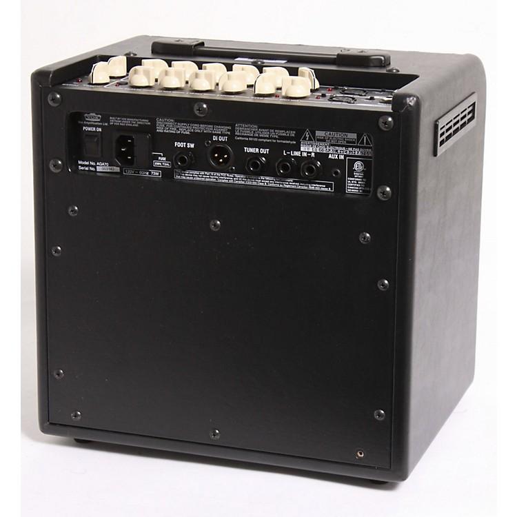 VoxAGA70 70W Acoustic Guitar Combo AmpBlack886830268885