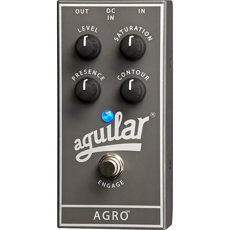AguilarAGRO Overdrive Bass Effects Pedal