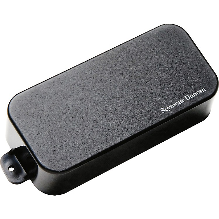 Seymour Duncan AHB-1n Blackouts 7-String Guitar Phase I Active Humbucker Neck Pickup Black
