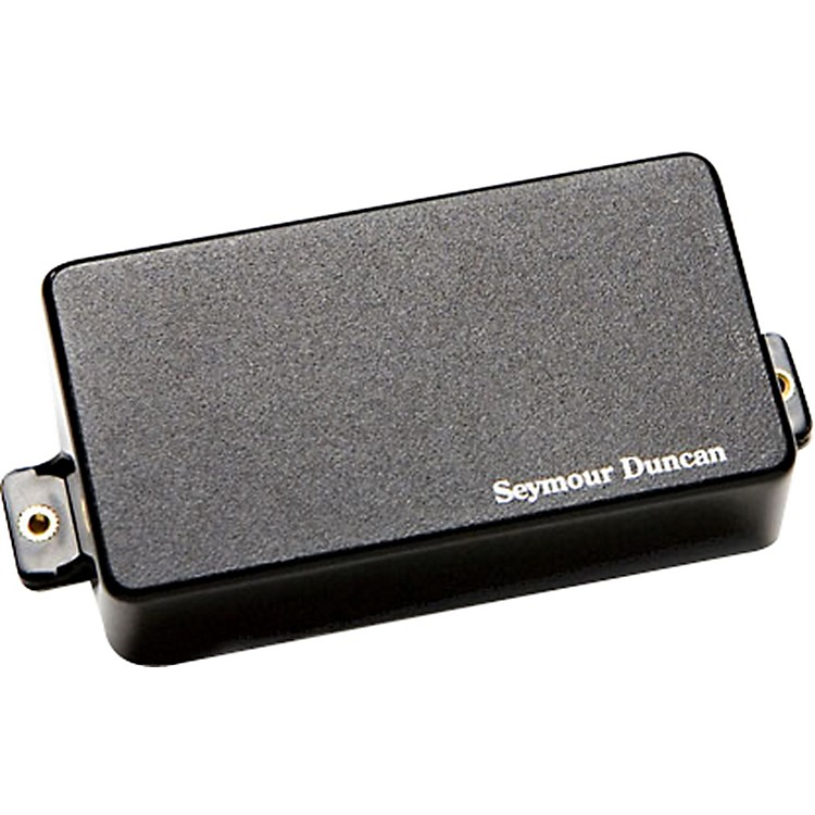 Seymour Duncan AHB-2b Blackout Metal Bridge Humbucker Black