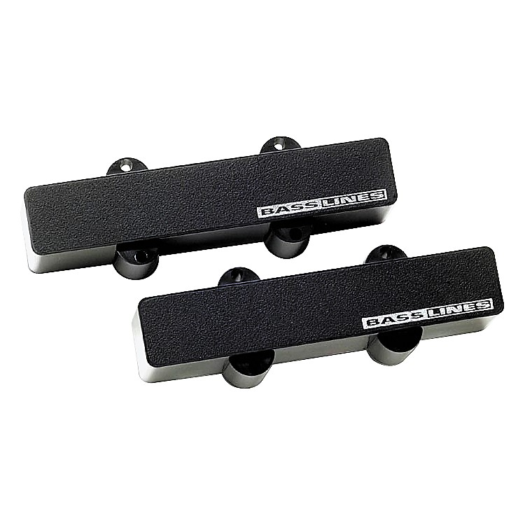 Basslines AJJ-1 Pro-active Replacement Pickups for Fender J Bass