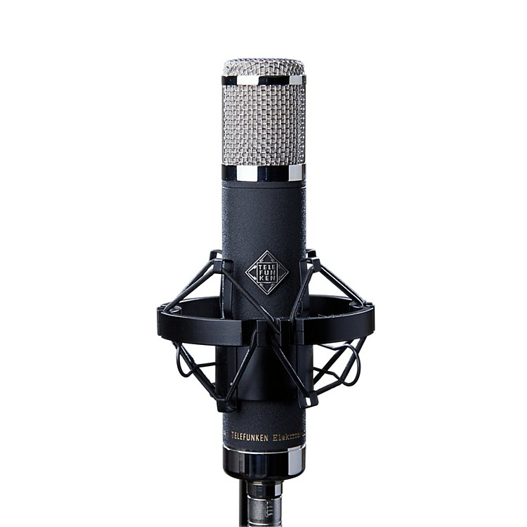 Telefunken AK-47 mkII Large Diaphragm Multi-Pattern Tube Microphone