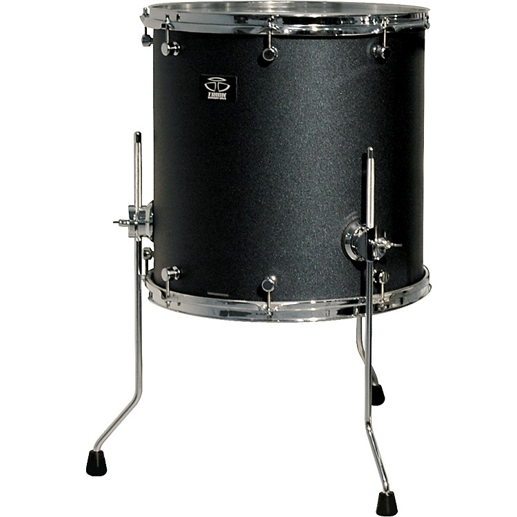 Trick DrumsAL13 Floor Tom Drum16 x 16Black Cast