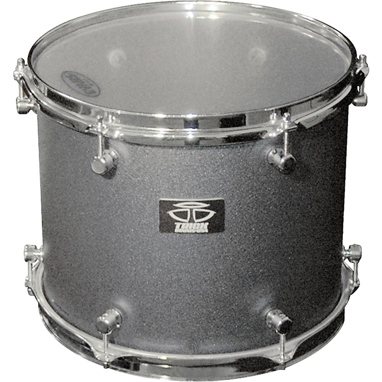 Trick Drums AL13 Tom Drum 12 x 8 in. Black Cast