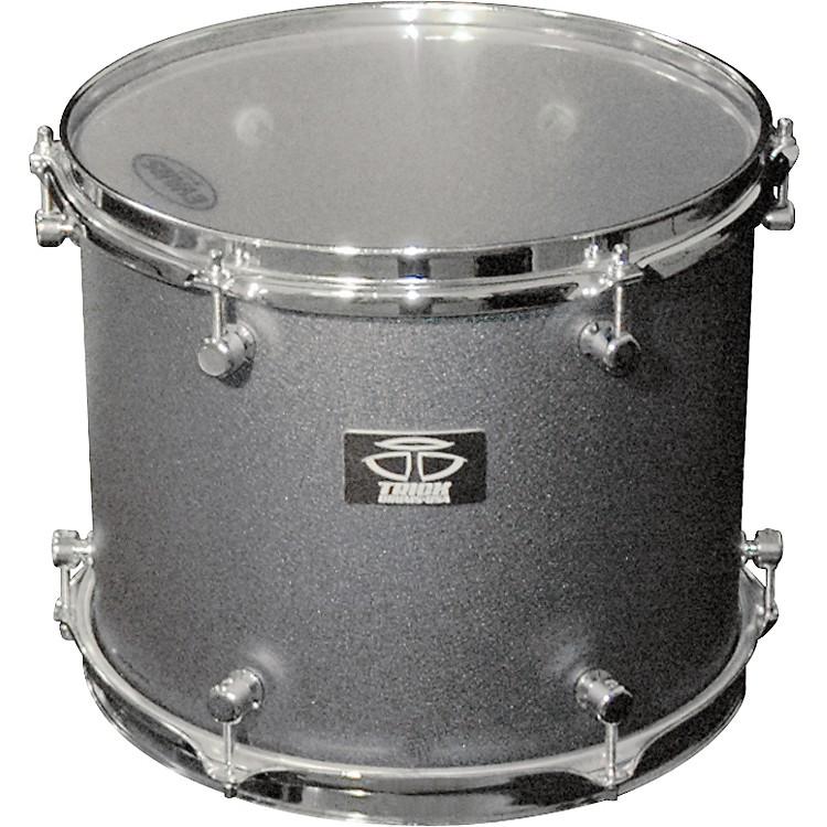 Trick DrumsAL13 Tom Drum14 x 12 in.Black Cast