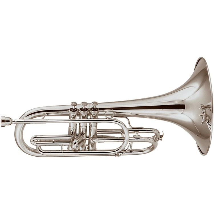 Amati AMP 204I Series F Mellophone AMP 204IS Silver