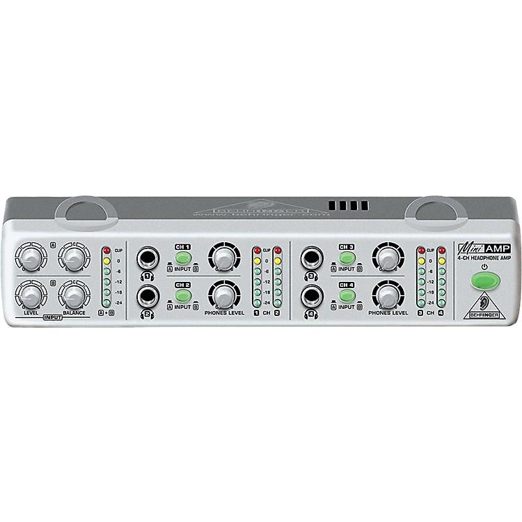 BehringerAMP800 MiniAMP 4-Channel Stereo Headphone Amplifier