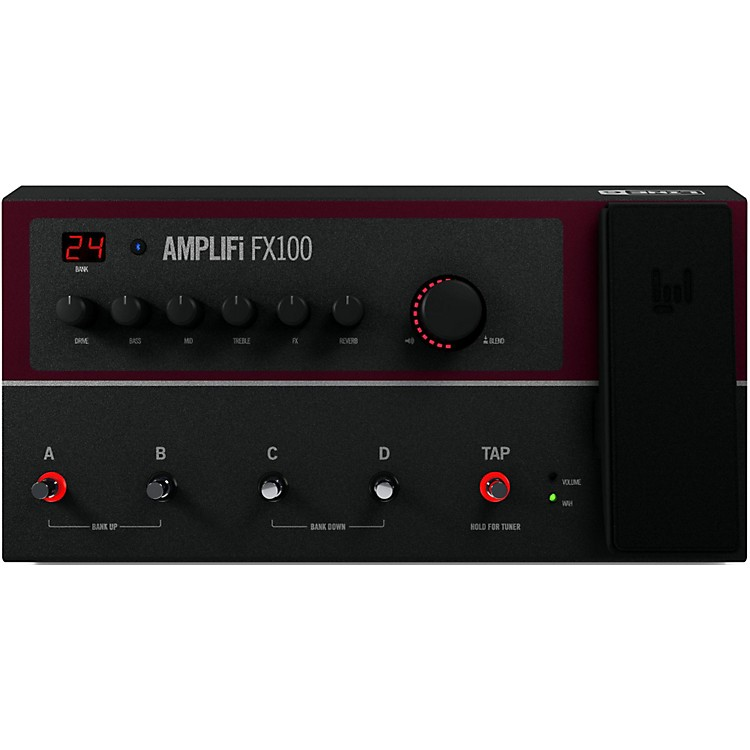 Line 6 AMPLIFi FX100 Guitar Multi-Effects Pedal