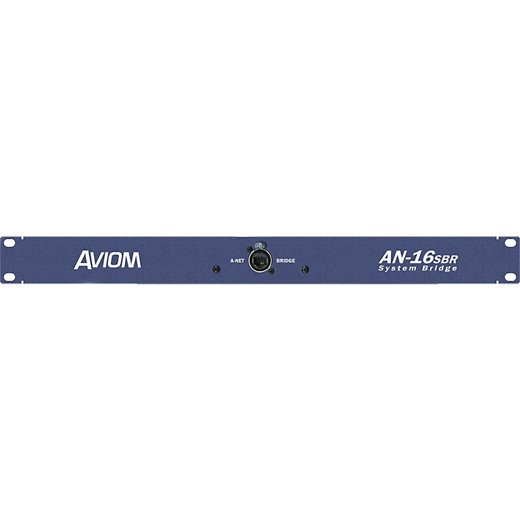 Aviom AN-16SBR System Bridge Splitter for Aviom Systems Aviom Blue