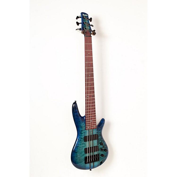 IbanezANB306E Adam Nitti Signature 6-String Electric Bass GuitarBlue Burst888365846194