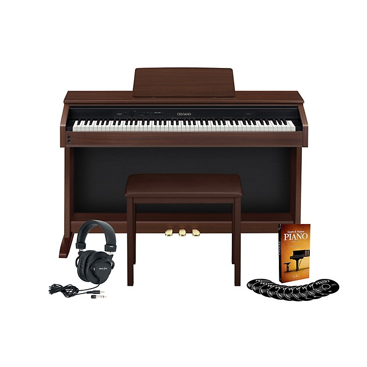 Casio AP-250 Digital Piano Package