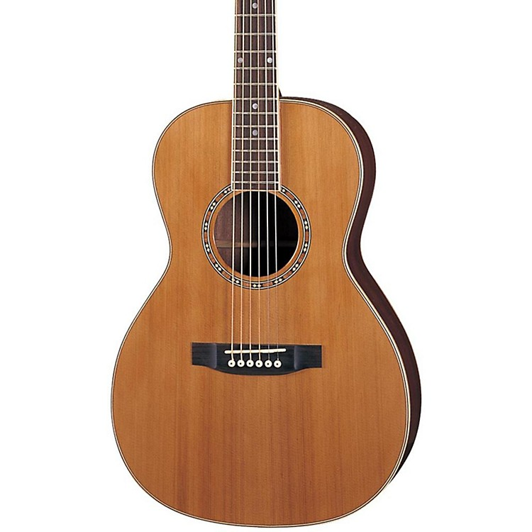 Aria AP-STD Parlor Acoustic Guitar Natural