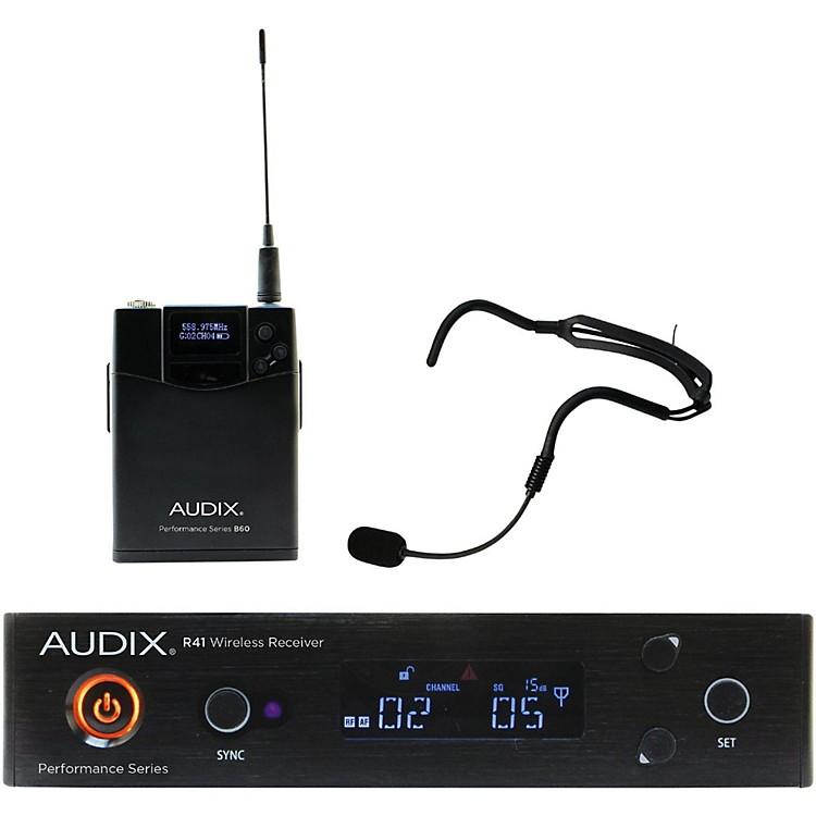 AudixAP41 HT2 Headworn Wireless System554-586 MHz