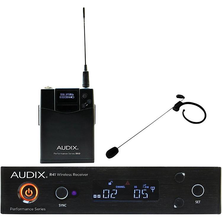 AudixAP41 HT7 Headset Wireless System518-554 MHzBlack