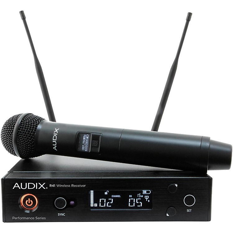 Audix AP41 OM2 Handheld Wireless System 554-586 MHz