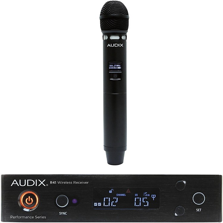 Audix AP41 VX5 Handheld Wireless system 518-554 MHz