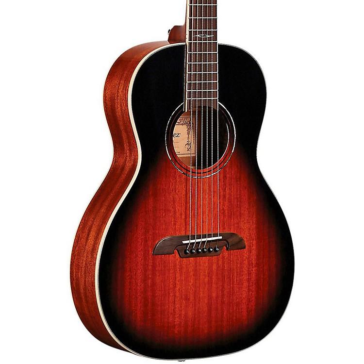 AlvarezAP66 Parlor Acoustic GuitarSunburst